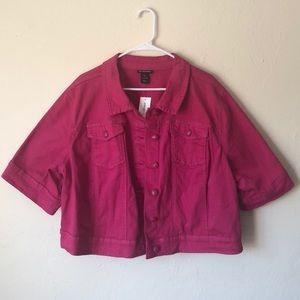 ‼️SALE‼️ NWT Pink Jacket